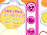 Game Baby Barbie PJ Party