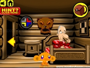 Game Monkey Go Happy Cabin Escape