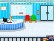 Game Mission Escape - Hospital
