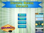 Game Dining Room Escape