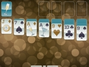 Game New Year's Solitaire
