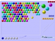 Game Bubble shooter rixoyun